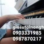 Gia sư dạy đàn Organ tại quận 4